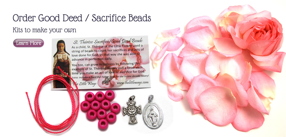 Order Good Deed / Sacrifice Beads