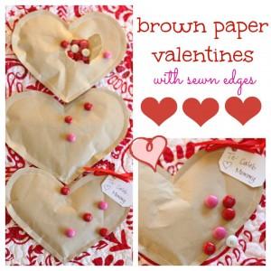 sewn heart valentine